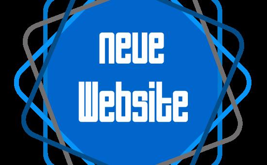 Dürfen wir vorstellen? – Unsere neue Website!